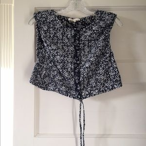 Maje Tops - Never worn Maje cropped top