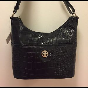Giani Bernini Handbags - Giani Bernini Black Purse
