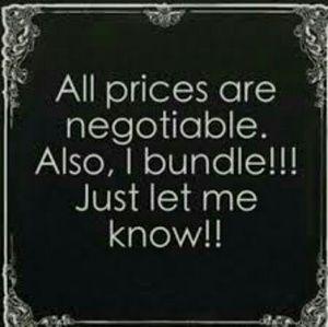Make me offer !!!