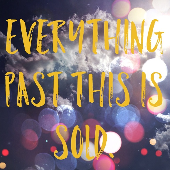 Other - ⭐️  Everything past this is sold  ⭐️