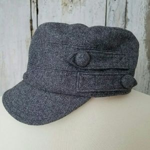 San Diego Hat Company Accessories - San Diego Hat Co. Gray Flannel Hat