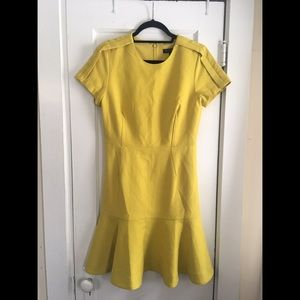 Banana Republic Fit-and-Flare Dress (NWOT)