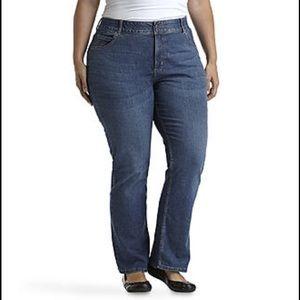 Riders by Lee Denim - EUC Women's Slender Stretch Jeans, 16W/M