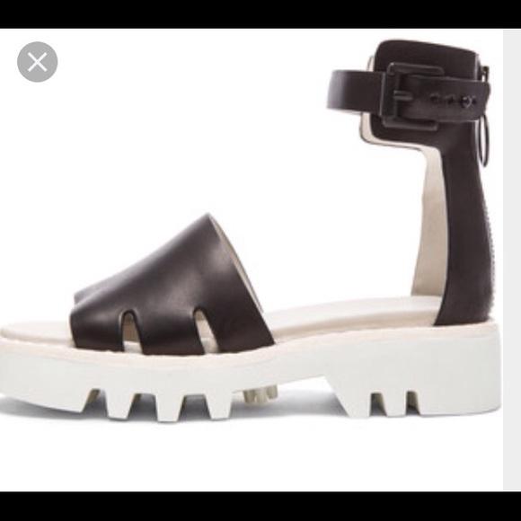 52fe34181 rag & bone Shoes | Rag Bone Dante Leather Gladiator Sandals | Poshmark