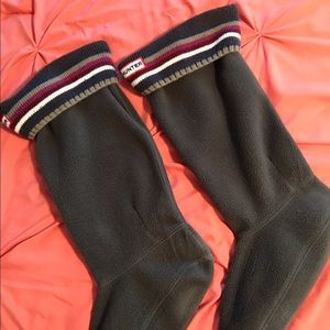 Hunter Boots Accessories - HUNTER Boots Socks Striped (5-7sz.)