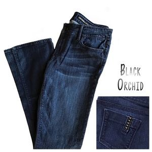 Black Orchid Denim - 〰Sz 31 BLACK ORCHID Jeans w/Black Triangular Studs