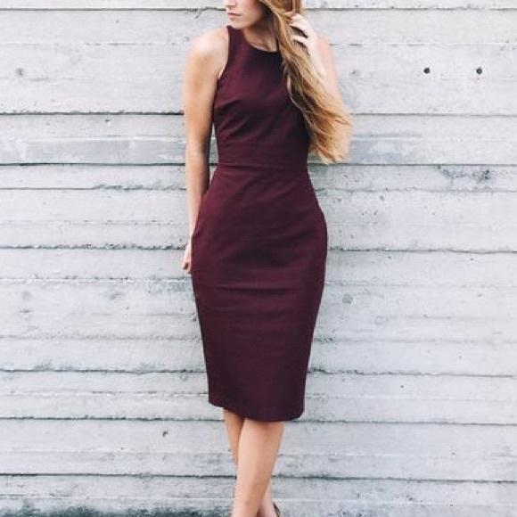 42d422c7c8e0 Banana Republic Dresses | Br Sloan Racerback Sheath Dress | Poshmark