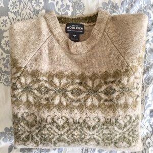 Woolrich Other - Vintage Woolrich tan wool sweater