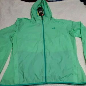 Under Armour Jackets & Blazers - Under Armour Water Resistant & Windproof  Size XL