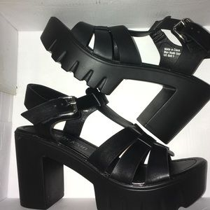 Cathy Jean Shoes - NWT: Cathy Jean Sandals