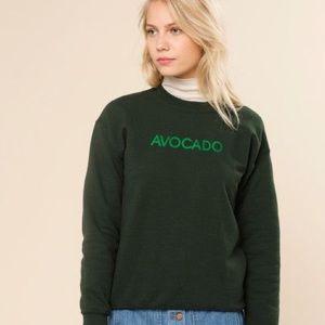Acne Sweaters - AVOCADO SWEATSHIRT