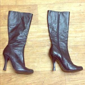 Aldo Shoes - ALDO Boots - Calf Length - Leather