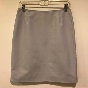 MaxMara 100% Cotton Pencil Skirt