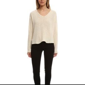 ATM Anthony Thomas Melillo Sweaters - ATM Anthony Thomas Melillo ivory sweater M