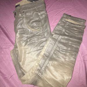 Diesel Black Gold Pants - 🚨FLASHSALE🚨Brand New Diesel Black Gold Wax Jeans