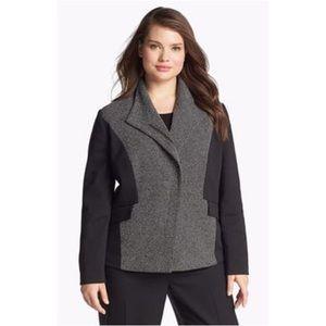 Sejour Jackets & Blazers - SAT. SALE! 🌿Sejour Tweed with asymmetrical zipper