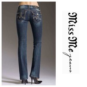 Miss Me Irene BootCut Jeans