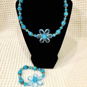 Jewelry - Necklace and bracelet set