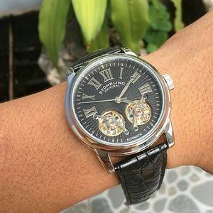 Stuhrling Original Other - NWT $875 Stuhrling Original Automatic Men's watch
