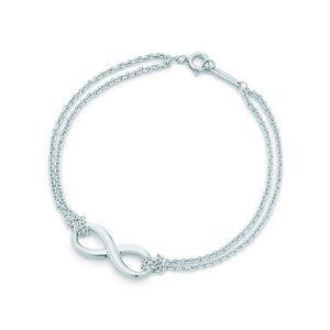 Tiffany & Co. Jewelry - New Tiffany & co infinity bracelet