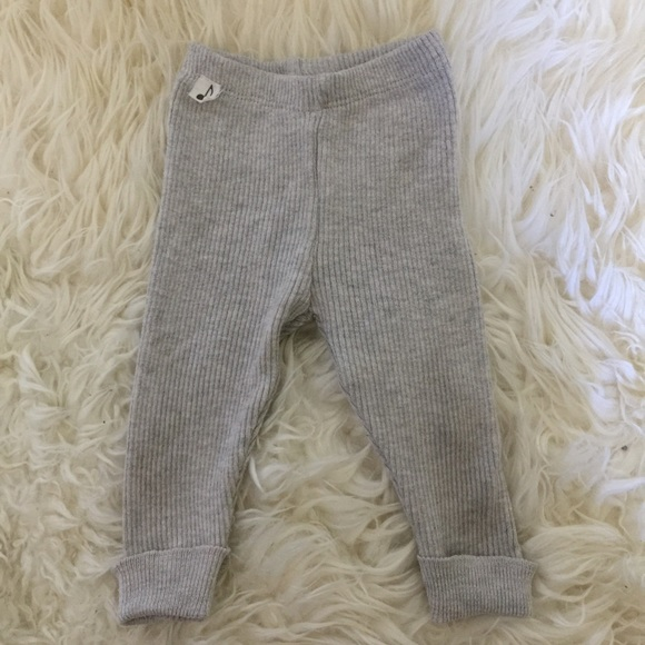 f870130546cbb Zara Baby Girl Ribbed Knit Leggings. M_58a14f1c522b45cf7709eb9d