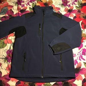 Reebok Other - Reebok Fleece Lined weatherproof jacket x Coat