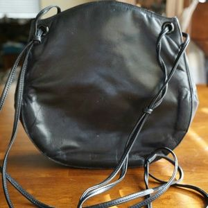 Charles Jourdan Handbags - Charles Jourdan black crossbody purse bag vintage