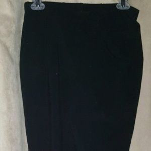 Maurices Pants - Womens with Control black stretch dress pants