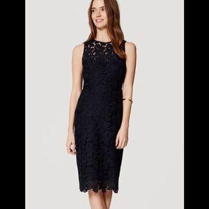 🎉HP plus size 💓🎉Ann Taylor Loft lace dress 👗.