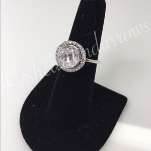 Pandora Jewelry - Pandora brilliant legacy clear cz ring