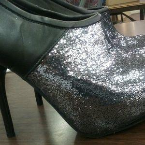 Deb Shoes - DEB SHOES 3 1/2 HEEL BOOTIES SHOE