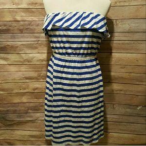 old navy stripe dress