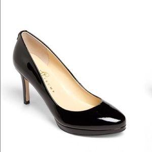 """Ivanka Trump Shoes - Black patent Ivanka Trump """"Sophia"""""""