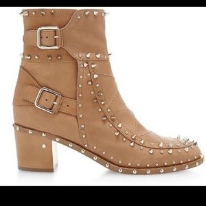 laurence dacade Shoes - Laurence dacade studded buckle boots