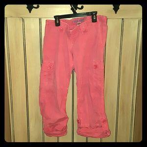 Old Navy Pants - Crop Maternity Pants