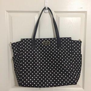 Kate Spade Diaper /  Baby Bag