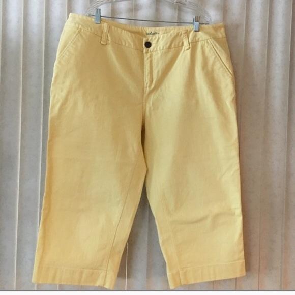 3b09727dd883d Caslon Pants - Caslon Yellow plus size 20W