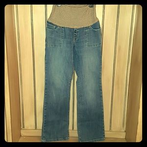 GAP Pants - GAP maternity jeans