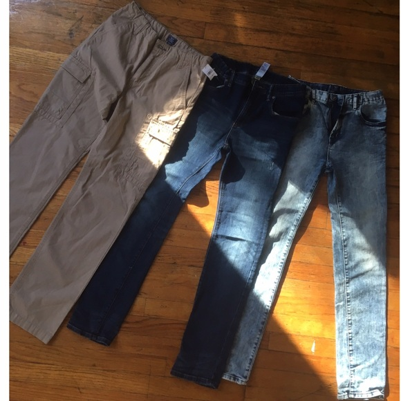 Gap Denim Toddler Girls Size 3 High Stretch Jeggings Brand New With Tags Bottoms