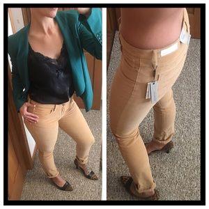 Calvin Klein Jeans Denim - Calvin Klein Ultimate Skinny corduroy pants W6 L30