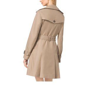 NWOT Michael Kors trench coat