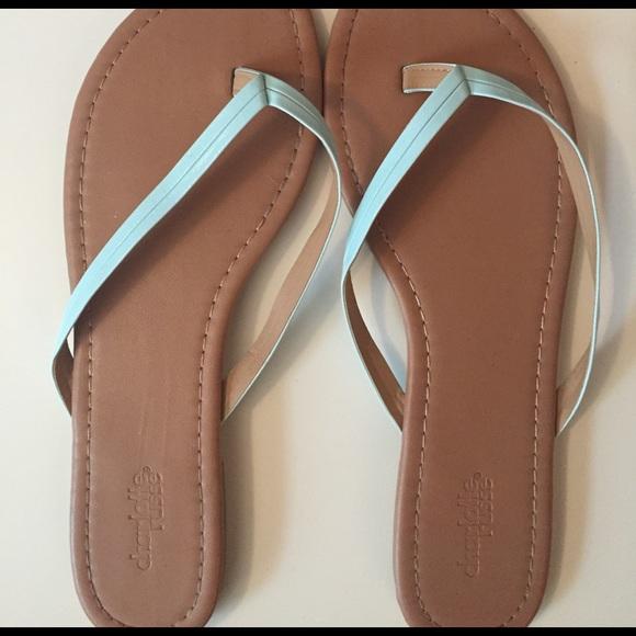 3a50b21689ef Charlotte Russe Shoes - Charlotte Russe flip flops