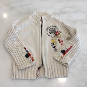 Chipie Other - Chipie Girls' Sweater