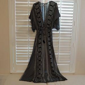Elan Kaftan/Caftan Maxi Dress