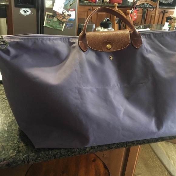 601e9c8602a0 Longchamp Handbags - Longchamp Le Pliage extra large nylon travel bag