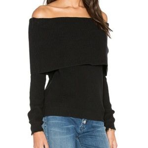 Lovers + Friends Sweaters - Lovers + Friends off-the-shoulder sweater
