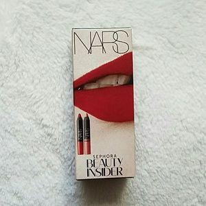 NARS Other - NARS Lip Crayons Duo Set