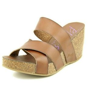Blowfish Shoes - Blowfish Hiro Wedge Sandals