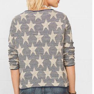 Denim & Supply Ralph Lauren Sweaters - light weight denim & supply sweater size M stars