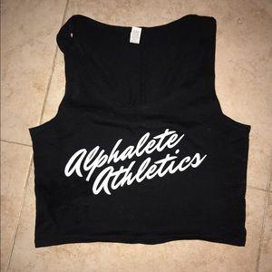 Alphalete Athletics Women's Crop XS/S